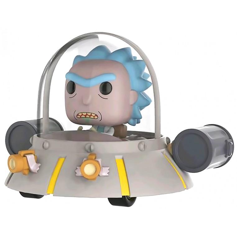 Pop! Rides - Rick's Ship - n°34