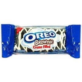 Sachet Oreo Brownie fourré à la crème