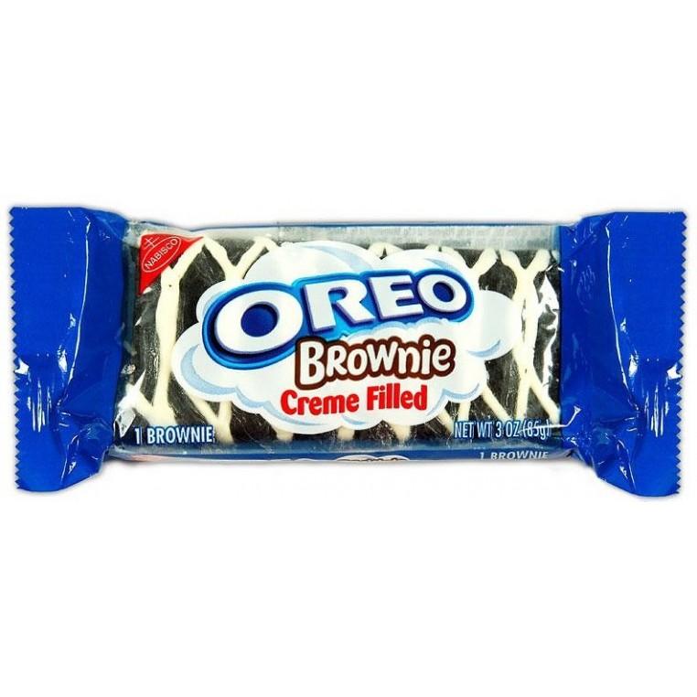 Oreo Brownie fourré à la crème
