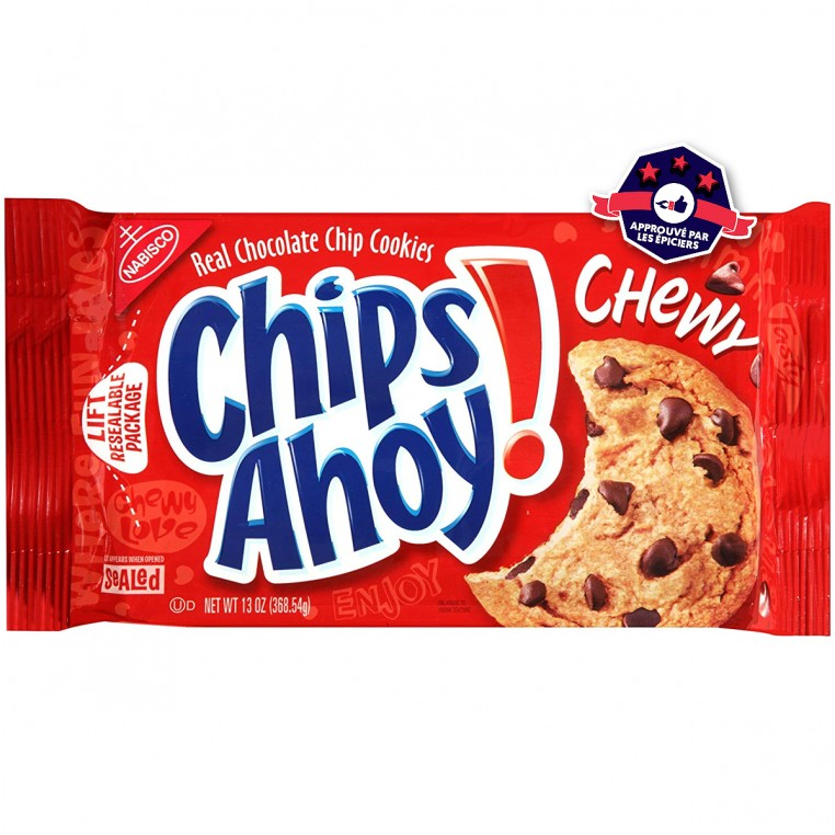 Chips Ahoy! - Cookies Chewy