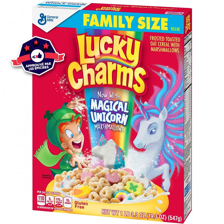 Lucky Charms - Family Size
