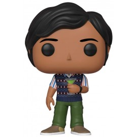 Raj - Big Bang Theory - Funko Pop
