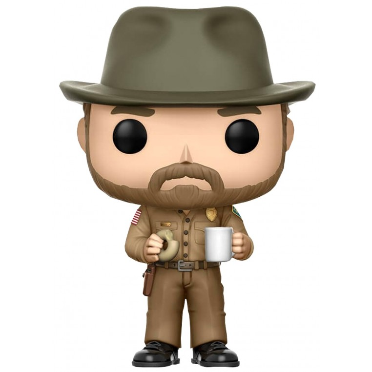 Hopper - Stranger Things - Funko Pop