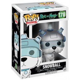 Rick & Morty - Snowball - Funko