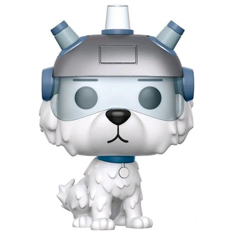 Rick & Morty - Snowball - Funko