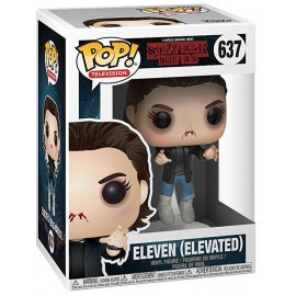 Eleven (Onze) en suspens - Stranger Things
