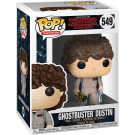 Stranger Things - Dustin - Ghostbuster