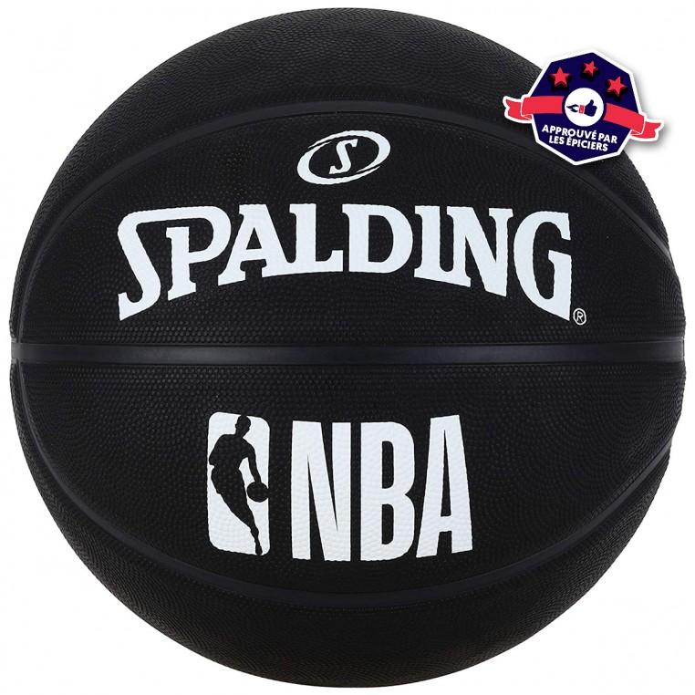Ballon de Streetball - Spalding - Black