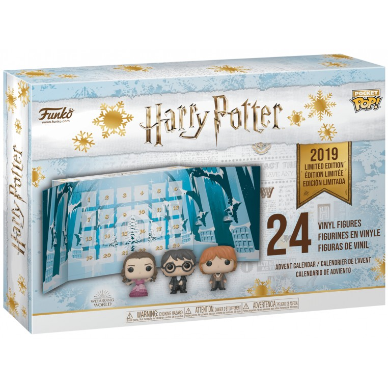 Calendrier de l'avent - Harry Potter - 2019