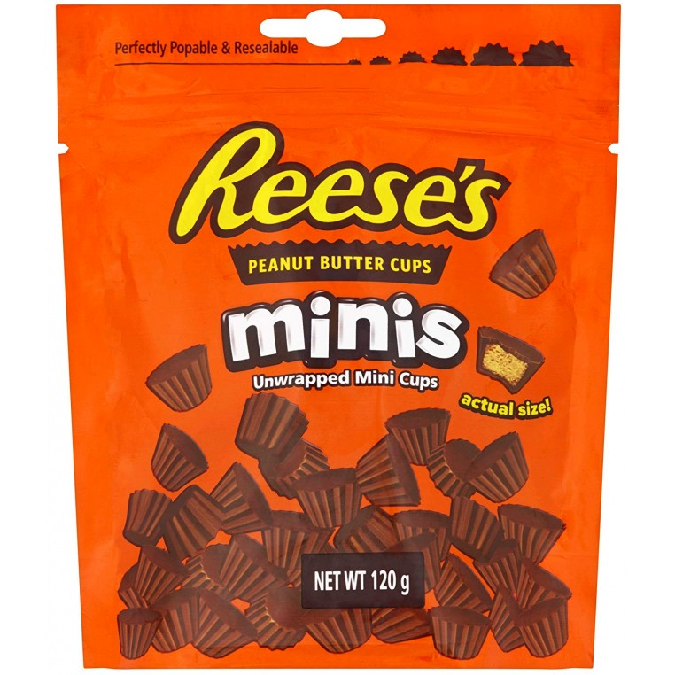 Reese's - Mini Cups - 120g