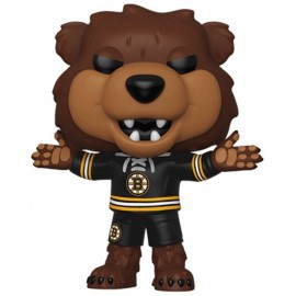 Figurine Pop! - Mascotte des Bruins