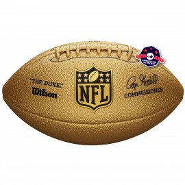 Ballon NFL - The Duke - Gold Edition