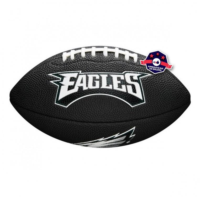 Mini Ballon de Football Américain - Eagles