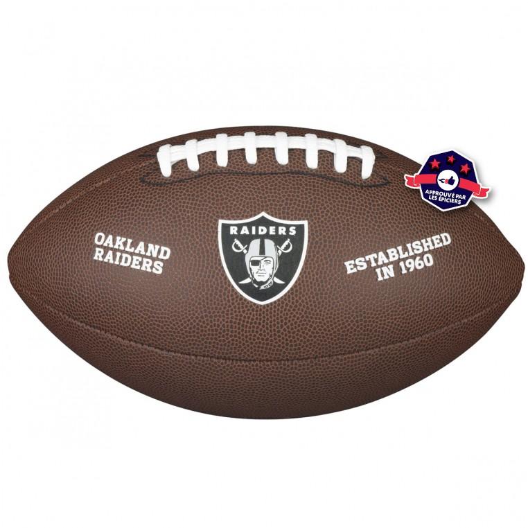 Ballon Oakland Raiders