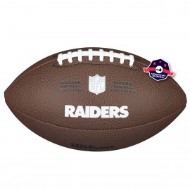 Ballon Oakland Raiders