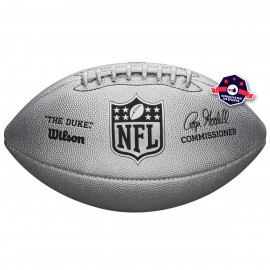 Ballon NFL - The Duke - Silver Edition