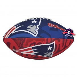 Ballon NFL - Patriots - Taille Junior