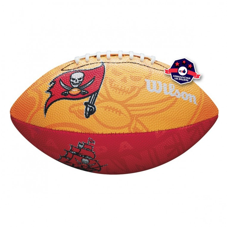 Ballon Buccaneers NFL - Taille Junior