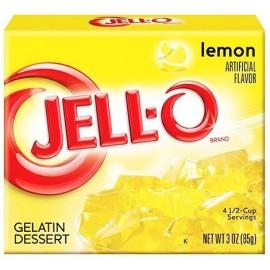 Jell-O au citron
