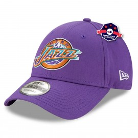 Casquette Utah Jazz - Hard Wood