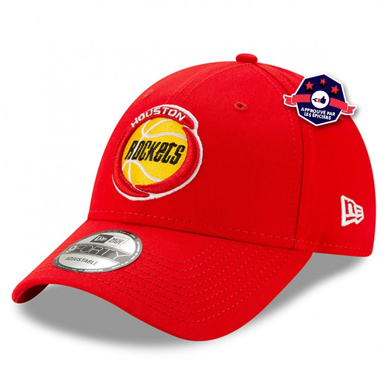 Casquette Houston Rockets - Hard Wood
