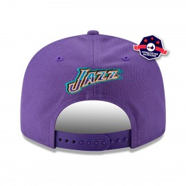 Casquette 9Fifty - Utah Jazz - Hard Wood