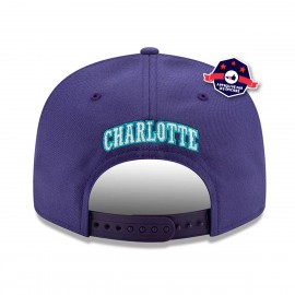 Casquette 9Fifty - Charlotte Hornets - Hard Wood