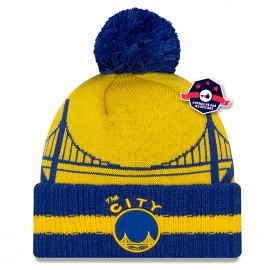 Bonnet Golden State Warriors - Hard Wood