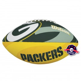 Ballon NFL - Green Bay Packers - Taille Junior