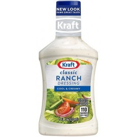 Sauce Kraft Ranch Dressing and Dip