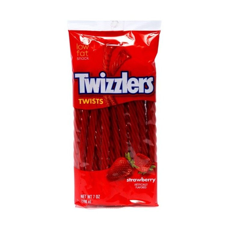 Paquet de Twizzlers Strawberry