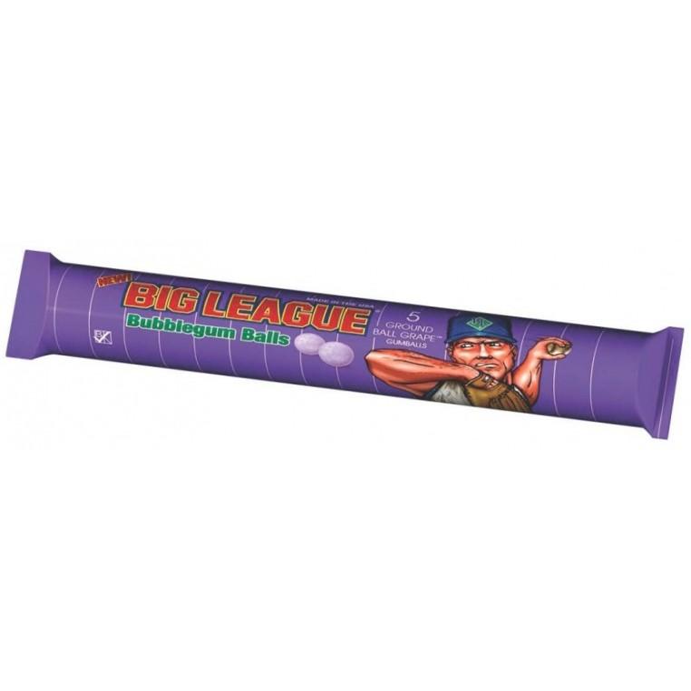 Chewing Gums - Big League Chew - Raisin