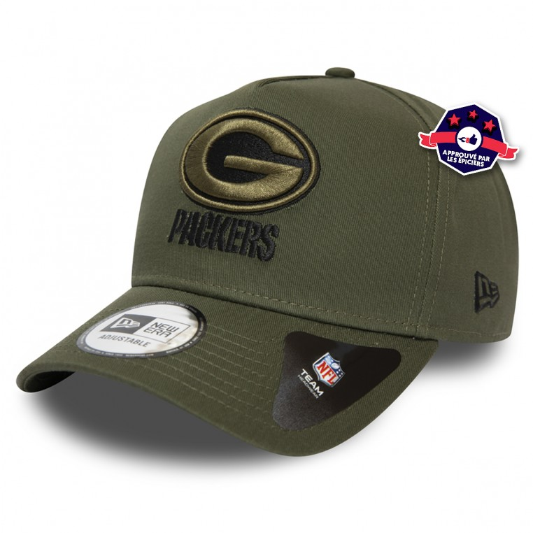 Casquette Green Bay Packers A-Frame