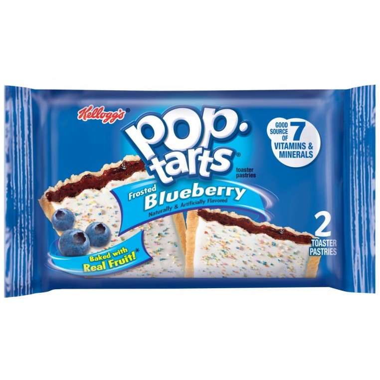 Pop Tarts Myrtille - Twin Pack