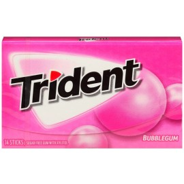 Chewing Gum - Trident