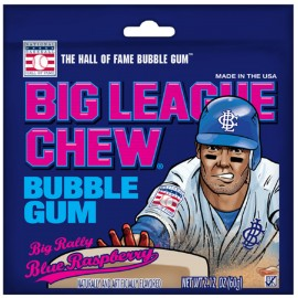 Chewing gum - Big League Chew - Framboise