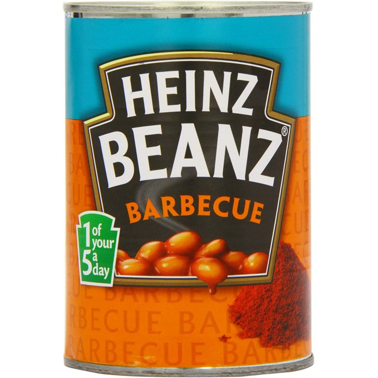 Baked Beans BBQ - Heinz