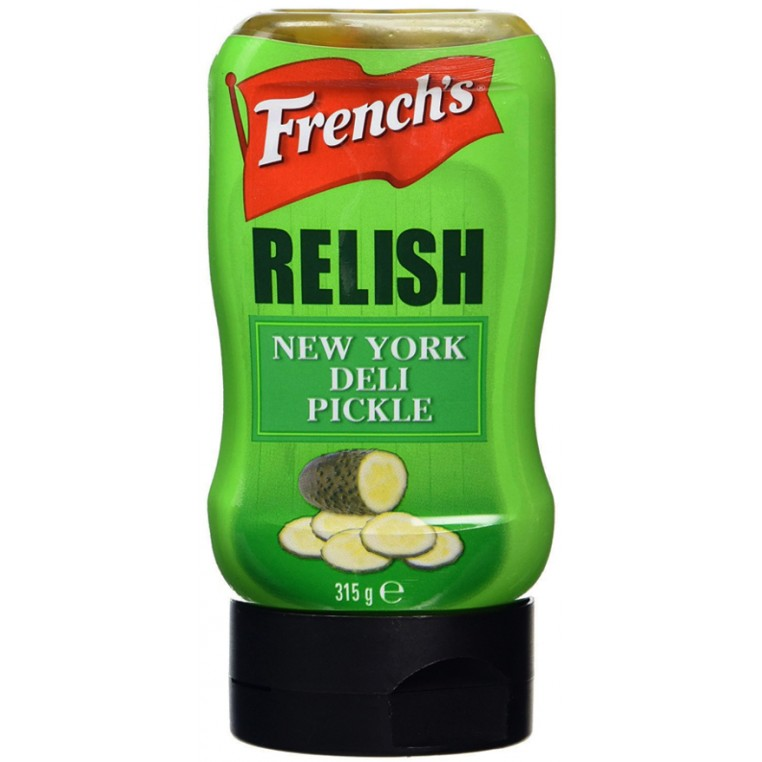 Relish Pickles - French's