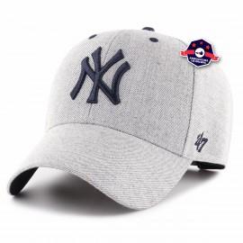 Casquette Yankees - gris chiné