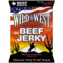 Wild West Beef Jerky - Peppered