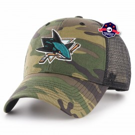 Casquette Trucker - San Jose Sharks