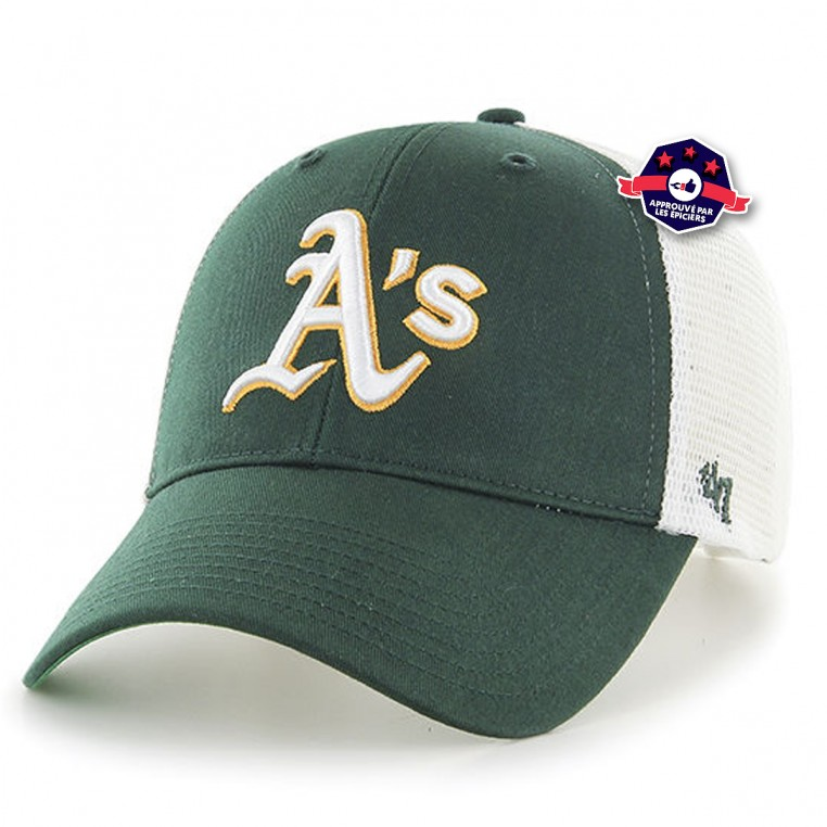 Casquette Trucker Oakland Athletics