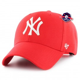 Casquette '47 - Yankees - Rouge