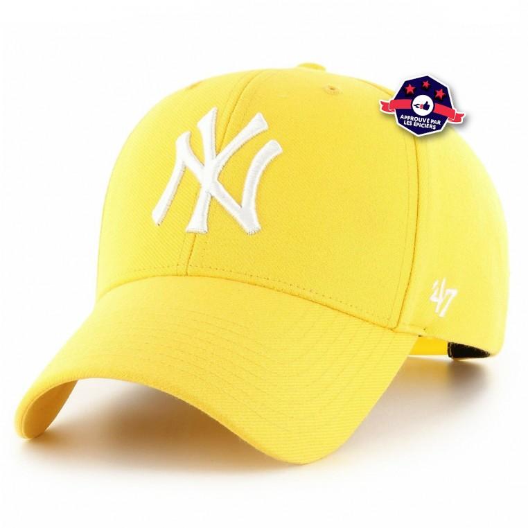 Casquette '47 - Yankees - Jaune