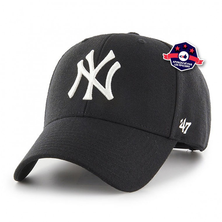 Casquette '47 - Yankees - Noire