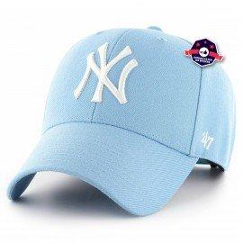 Casquette '47 - Yankees - Bleue