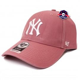 Casquette '47 - Yankees - Rose