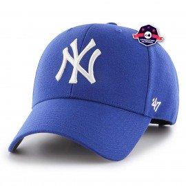 Casquette '47 - Yankees - Bleu Royal