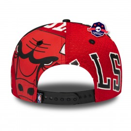 Casquette Chicago Bulls - 9 Fifty