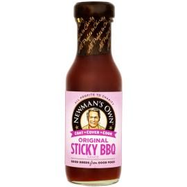 Sauce BBQ Sticky - Newman's
